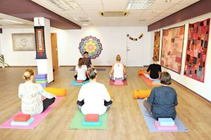 Uckfield yoga studio classes